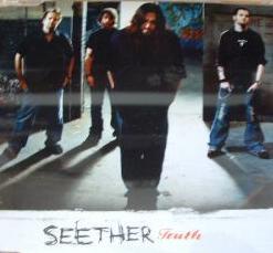翻唱歌曲的图像 Truth 由 Seether