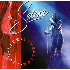 <i>Selena Live!</i> 1993 live album by Selena