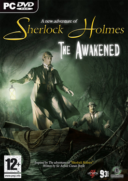 Picture of a game: Sherlock Holmes: The Awakened