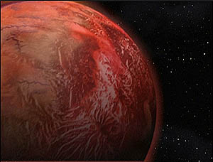 Skaro Fictional Planet in the Doctor Who universe