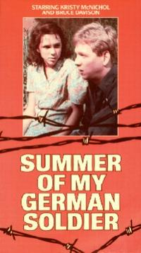 The Video tape cover of the film Summer of My ...