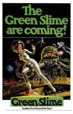 File:The Green Slime (1968 movie poster).jpg