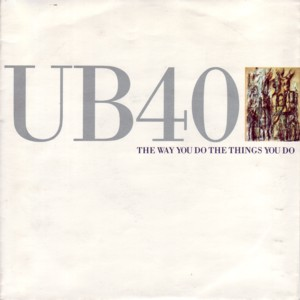 UB40 - The Way You Do the Things You Do (studio acapella)