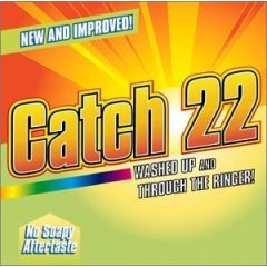<i>Washed Up and Through the Ringer</i> 2001 studio album by Catch 22