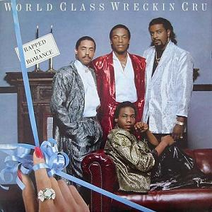 World Class Wrecking Crew Album Cover Rapped in Romance - Wi...