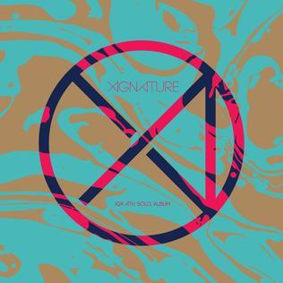 <i>Xignature</i> 2016 studio album by XIA