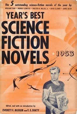 <i>Years Best Science Fiction Novels: 1953</i>