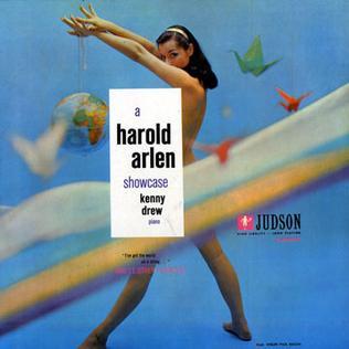 <i>A Harold Arlen Showcase</i> 1957 studio album by Kenny Drew