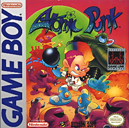 Game Boy - Bomber Boy Box Art