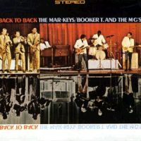<i>Back to Back</i> (The Mar-Keys and Booker T. & the M.G.s album) 1967 live album by the Mar-Keys and Booker T. & the M.G.s