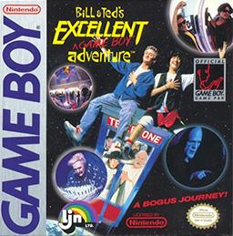 <i>Bill & Teds Excellent Game Boy Adventure: A Bogus Journey!</i> 1991 video game