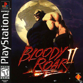 Picture of a game: Bloody Roar 2