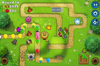 bloons td 5 free download for pc