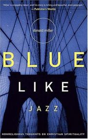 Picture of a book: Blue Like Jazz
