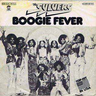 Boogie Fever 1976 single by The Sylvers