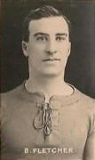 Brough Fletcher English footballer and manager