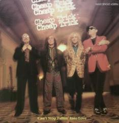 Cant Stop Fallin into Love 1990 single by Cheap Trick