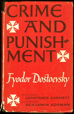 Picture of a book: Crime And Punishment