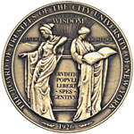 Seal of the CUNY Board of Trustees
