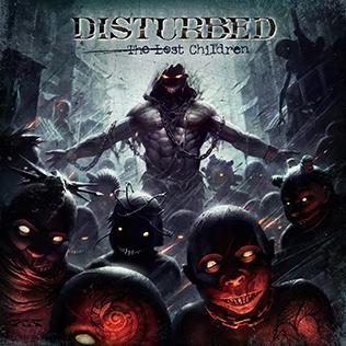 <i>The Lost Children</i> (album) Disturbed album