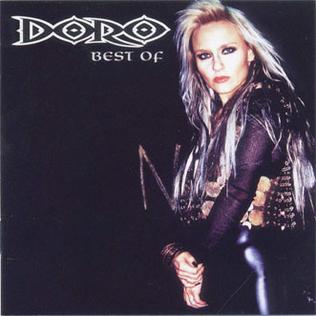 <i>Best Of</i> (Doro album) 1998 compilation album by Doro