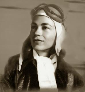 Dorothy Swain Lewis American aviator
