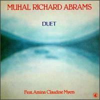 <i>Duet</i> (Muhal Richard Abrams album) 1981 studio album by Muhal Richard Abrams