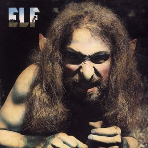 Cover of Elf's debut self-titled album