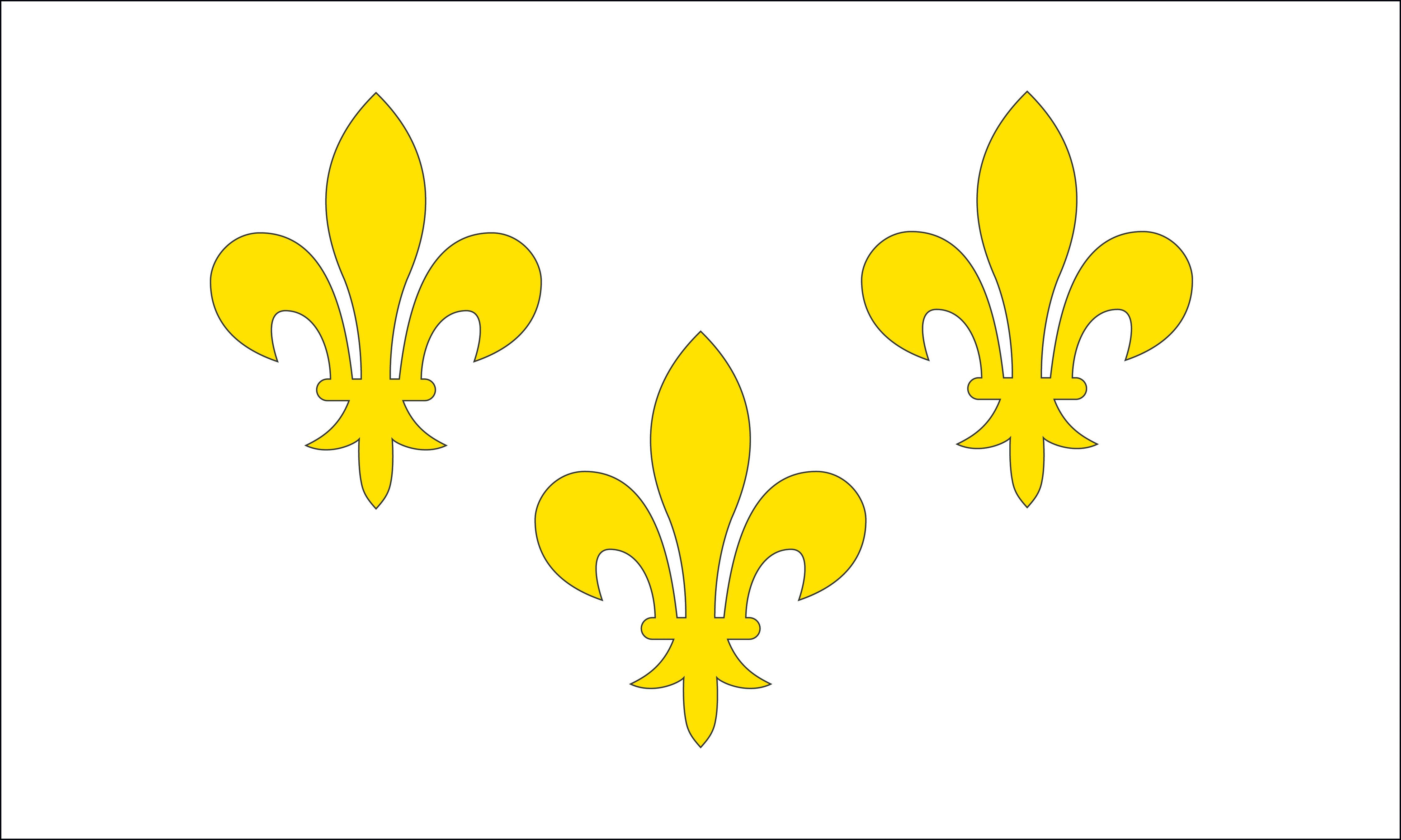 file flag of new france 3 wht jpg wikipedia