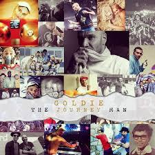<i>The Journey Man</i> (Goldie album) 2017 studio album by Goldie