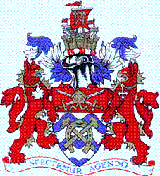 Coat of arms of the London Borough of Hammersmith and Fulham