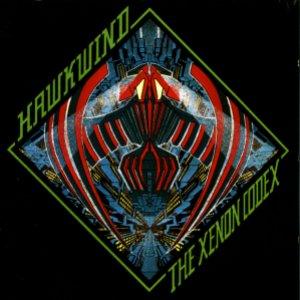 <i>The Xenon Codex</i> 1988 studio album by Hawkwind