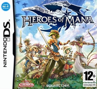 <i>Heroes of Mana</i> video game