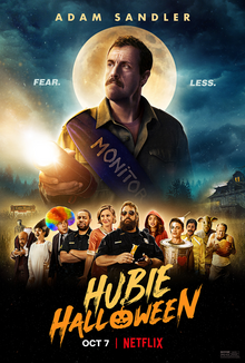 Picture of a movie: Hubie Halloween