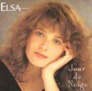 Jour de neige 1988 single by Elsa Lunghini