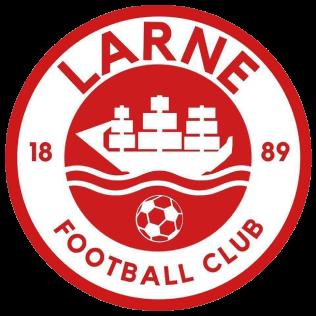 Larne F.C. Association football club in Larne, Northern Ireland
