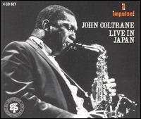 <i>Live in Japan</i> (John Coltrane album) 1973 live album by John Coltrane