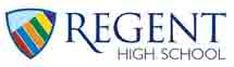 Logo of Regent High School Somers Town London.jpg