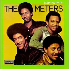 <i>Look-Ka Py Py</i> 1969 studio album by The Meters