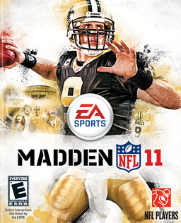 <i>Madden NFL 11</i> 2010 American football video game