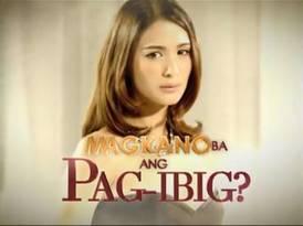 <i>Magkano Ba ang Pag-ibig?</i> Philippine television series