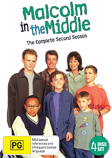 Malcolm In The Middle Season 2 Wikipedia