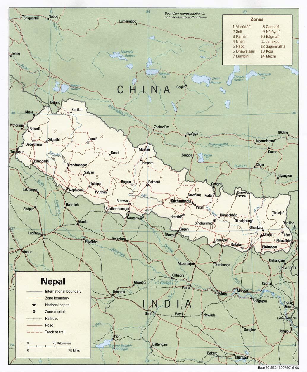 modern history of nepal pdf