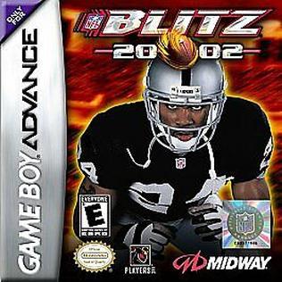 <i>NFL Blitz 20-02</i> 2001 video game
