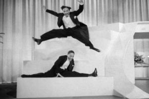 Nicholas Brothers American tap dancing duo