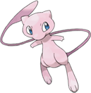 Mew (<i>Pokémon</i>) Pokémon species