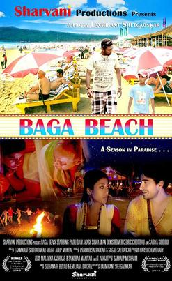 Paradise beach film