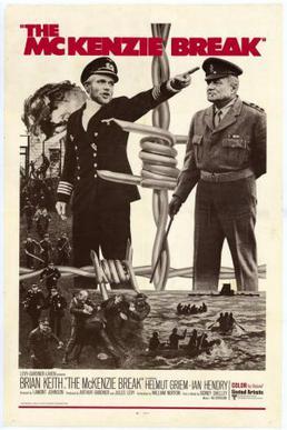 Resultado de imagem para the mckenzie break poster