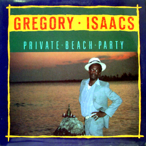<i>Private Beach Party</i> 1985 studio album by Gregory Isaacs