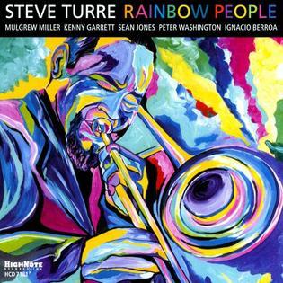 <i>Rainbow People</i> (album) 2008 studio album by Steve Turre